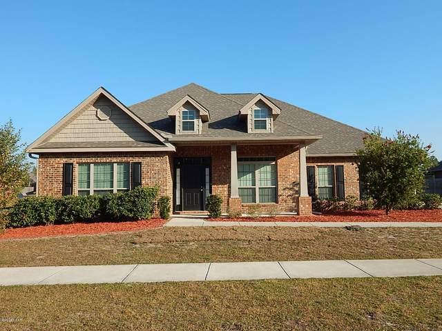 3813 Whitehead Boulevard, Panama City, FL 32404 (MLS #701619) :: Counts Real Estate Group