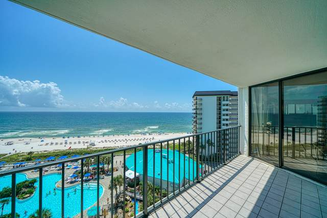 11483 Front Beach Road #911, Panama City Beach, FL 32407 (MLS #701700) :: Counts Real Estate Group