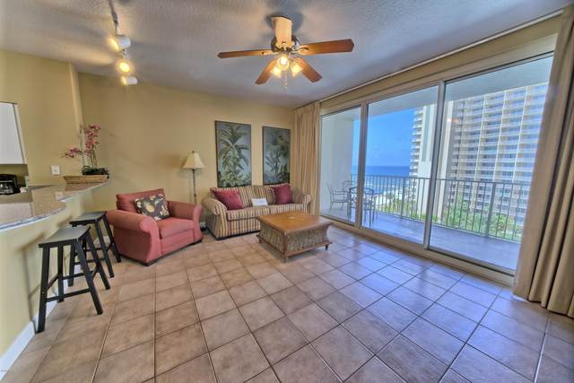 9900 S Thomas Drive #823, Panama City Beach, FL 32408 (MLS #701739) :: Counts Real Estate Group