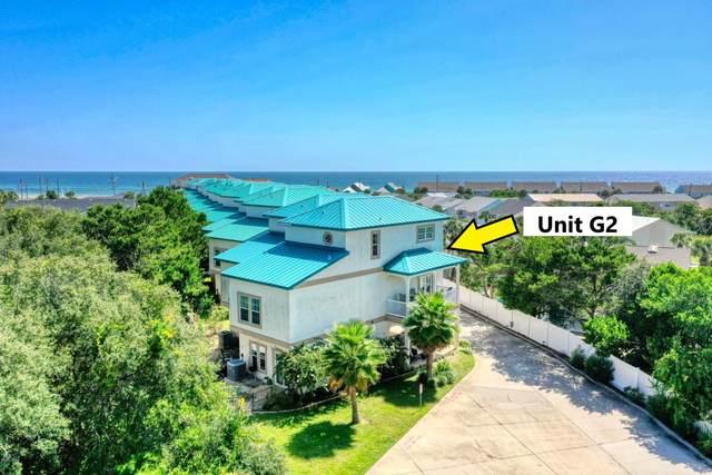 17878 Front Beach Road G2, Panama City Beach, FL 32413 (MLS #701750) :: Anchor Realty Florida