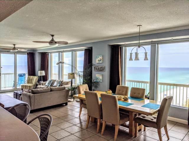 5115 Gulf Drive #1209, Panama City Beach, FL 32408 (MLS #701807) :: Counts Real Estate Group