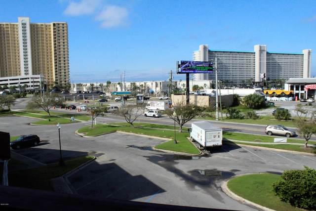 8730 Thomas Drive 1307B, Panama City Beach, FL 32408 (MLS #701867) :: The Premier Property Group