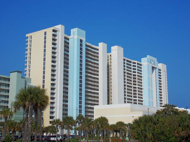 10811 Front Beach #306, Panama City Beach, FL 32407 (MLS #701877) :: Counts Real Estate Group