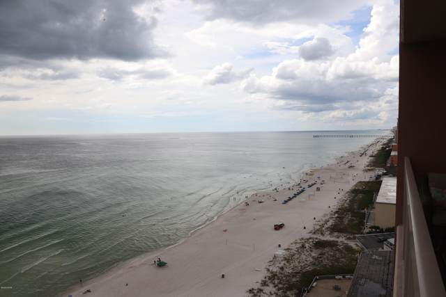 14825 Front Beach Road #1607, Panama City Beach, FL 32413 (MLS #701943) :: Counts Real Estate Group