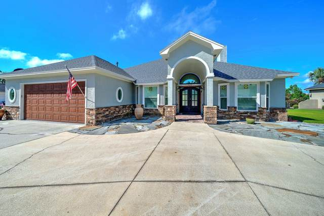 105 Golf Drive, Panama City Beach, FL 32408 (MLS #701952) :: Counts Real Estate Group