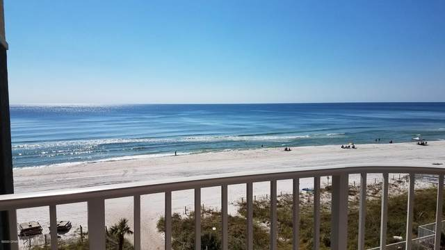 10517 Front Beach Road 407E, Panama City Beach, FL 32407 (MLS #701963) :: Counts Real Estate Group