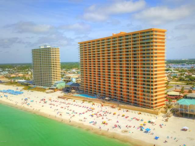 5004 Thomas Drive #1107, Panama City Beach, FL 32408 (MLS #701966) :: Counts Real Estate Group