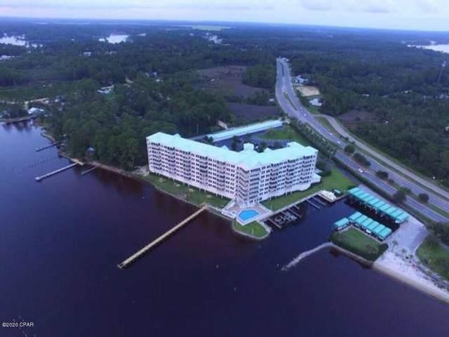 1600 Marina Bay Drive #202, Panama City, FL 32409 (MLS #701981) :: Counts Real Estate Group