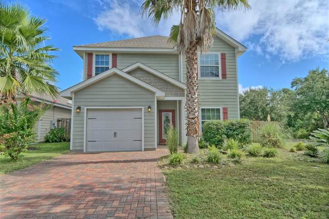 100 Turtle Cove, Panama City Beach, FL 32413 (MLS #701994) :: Anchor Realty Florida