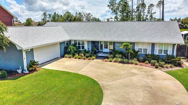 2201 Wind Jammer Drive, Lynn Haven, FL 32444 (MLS #702071) :: Anchor Realty Florida