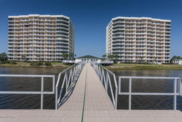 6504 Bridge Water 702 Way #702, Panama City Beach, FL 32407 (MLS #702092) :: EXIT Sands Realty