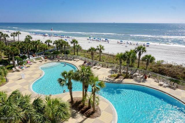 6627 Thomas Drive #406, Panama City Beach, FL 32408 (MLS #702095) :: The Premier Property Group