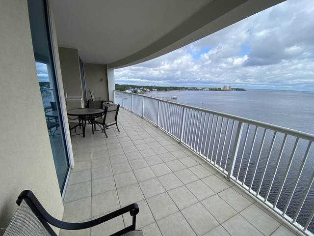 6422 W Highway 98 #605, Panama City Beach, FL 32407 (MLS #702109) :: Counts Real Estate Group