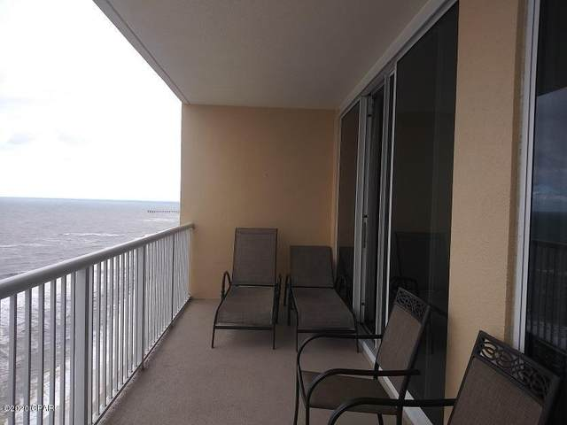 10901 Front Beach Road #2004, Panama City Beach, FL 32407 (MLS #702137) :: Counts Real Estate Group