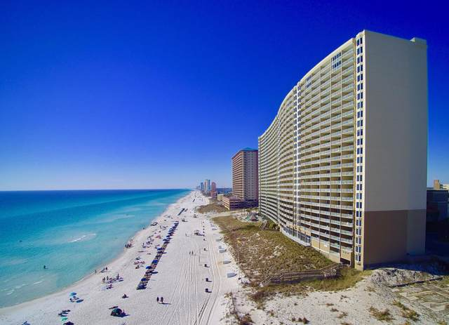 14701 Front Beach Road #1132, Panama City Beach, FL 32413 (MLS #702149) :: Counts Real Estate Group
