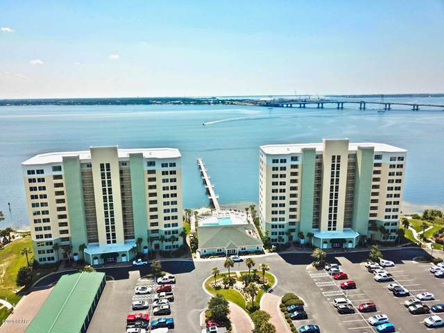6504 Bridge Water Way #1102, Panama City Beach, FL 32407 (MLS #702157) :: Vacasa Real Estate