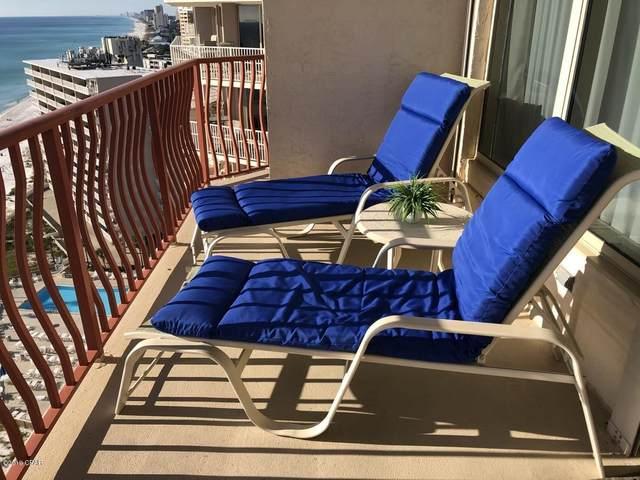 7115 Thomas Drive #1501, Panama City Beach, FL 32408 (MLS #702172) :: The Premier Property Group