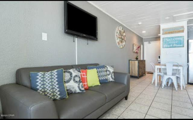 15413 Front Beach 514 Road #514, Panama City Beach, FL 32413 (MLS #702201) :: Berkshire Hathaway HomeServices Beach Properties of Florida