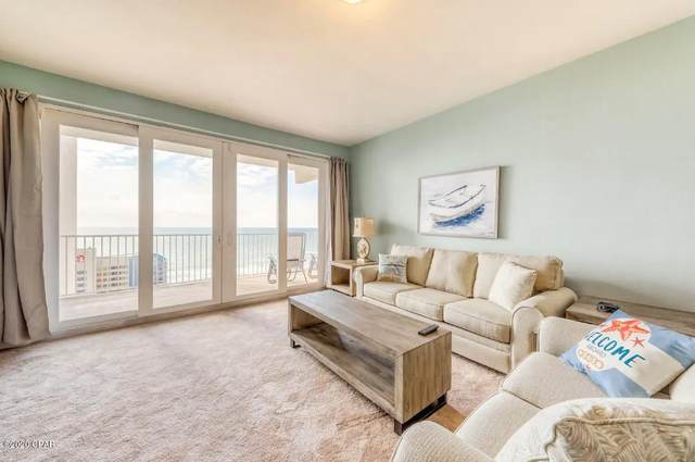 9860 S Thomas Drive #1622, Panama City Beach, FL 32408 (MLS #702226) :: Counts Real Estate Group