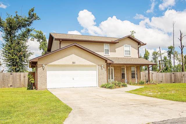 301 Lakeside Drive, Panama City, FL 32404 (MLS #702240) :: Counts Real Estate Group