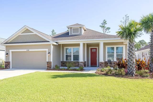 416 Breakfast Point Boulevard, Panama City Beach, FL 32407 (MLS #702319) :: Counts Real Estate Group