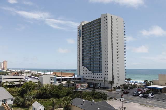 16701 Front Beach Road #1602, Panama City Beach, FL 32413 (MLS #702324) :: Team Jadofsky of Keller Williams Realty Emerald Coast