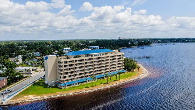 100 Cherry Street #306, Panama City, FL 32401 (MLS #702358) :: The Premier Property Group