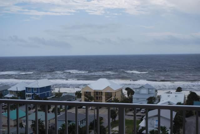 9860 S Thomas Drive #805, Panama City Beach, FL 32408 (MLS #702367) :: Team Jadofsky of Keller Williams Realty Emerald Coast