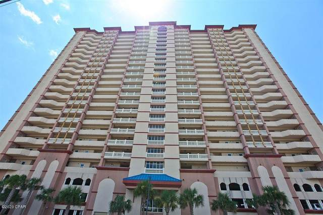 14825 Front Beach Road #1104, Panama City Beach, FL 32413 (MLS #702462) :: EXIT Sands Realty