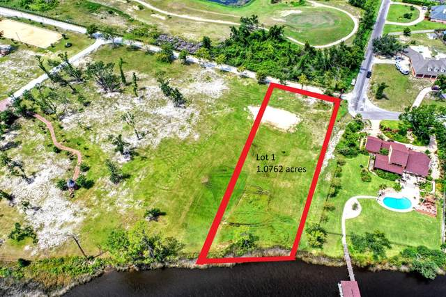 Lot 1 Ferol Lane, Lynn Haven, FL 32444 (MLS #702500) :: EXIT Sands Realty