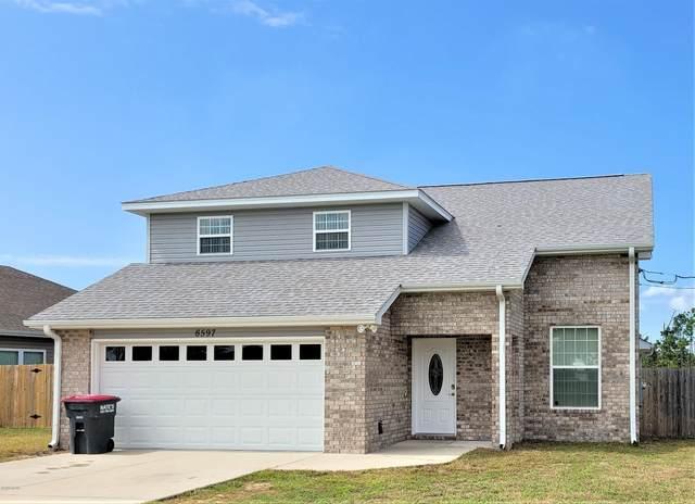 6597 Fox Lake Drive, Panama City, FL 32404 (MLS #702583) :: Vacasa Real Estate