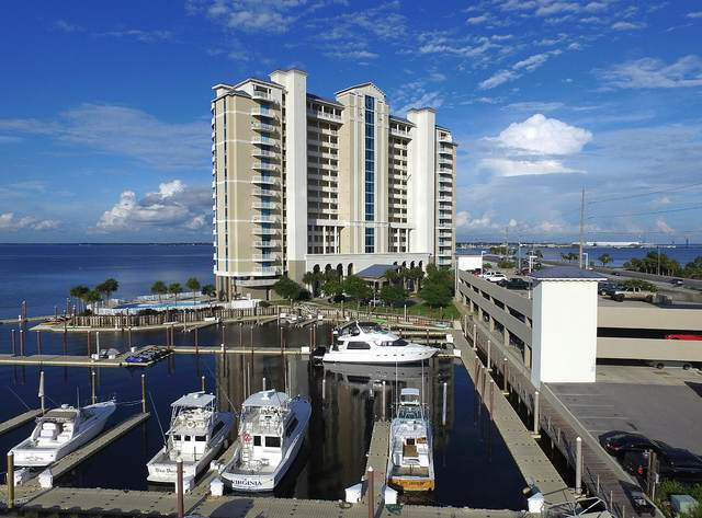 6422 W Highway 98 #1101, Panama City Beach, FL 32407 (MLS #702590) :: The Ryan Group