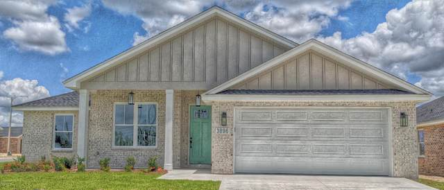 3893 Sandpine Way, Panama City, FL 32404 (MLS #702591) :: EXIT Sands Realty