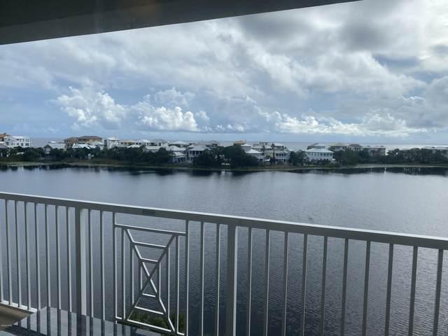 114 Carillon Market Street #513, Panama City Beach, FL 32413 (MLS #702617) :: Berkshire Hathaway HomeServices Beach Properties of Florida