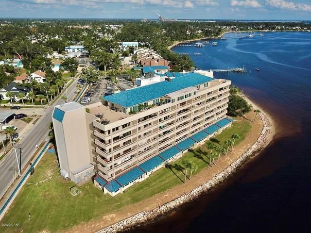 100 Cherry Street #506, Panama City, FL 32401 (MLS #702622) :: The Premier Property Group