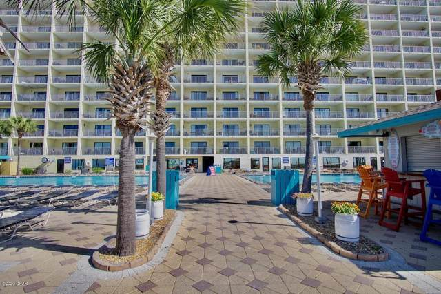 8743 Thomas 907 Drive #907, Panama City Beach, FL 32408 (MLS #702633) :: Counts Real Estate Group