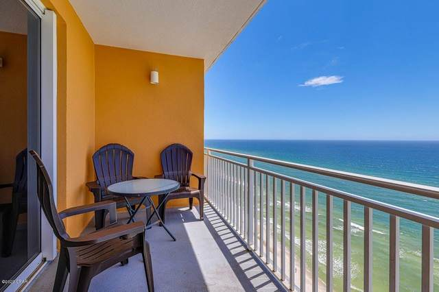 17729 Front Beach 1603E, Panama City Beach, FL 32413 (MLS #702681) :: Counts Real Estate Group, Inc.