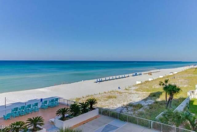 14401 Front Beach 407 Road #407, Panama City Beach, FL 32413 (MLS #702734) :: Corcoran Reverie