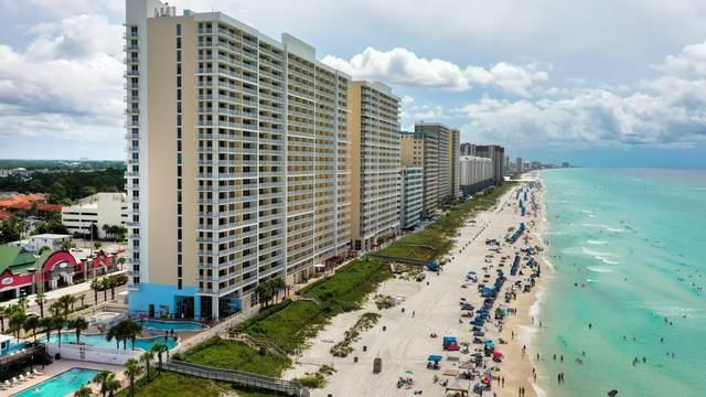 10901 Front Beach Road #1805, Panama City Beach, FL 32407 (MLS #702781) :: The Ryan Group
