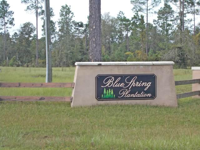 Lot 37 Cross Country Boulevard, Greenwood, FL 32443 (MLS #702782) :: Berkshire Hathaway HomeServices Beach Properties of Florida