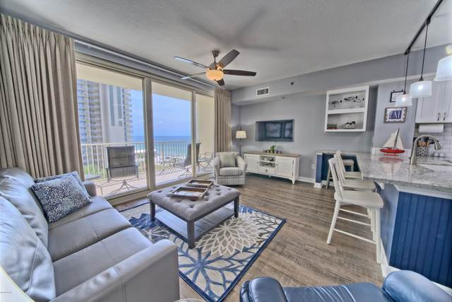 9900 S Thomas Drive #709, Panama City Beach, FL 32408 (MLS #702841) :: Scenic Sotheby's International Realty