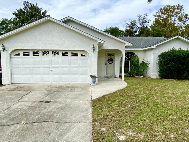 127 Half Acre Lane, Panama City Beach, FL 32413 (MLS #702859) :: The Ryan Group