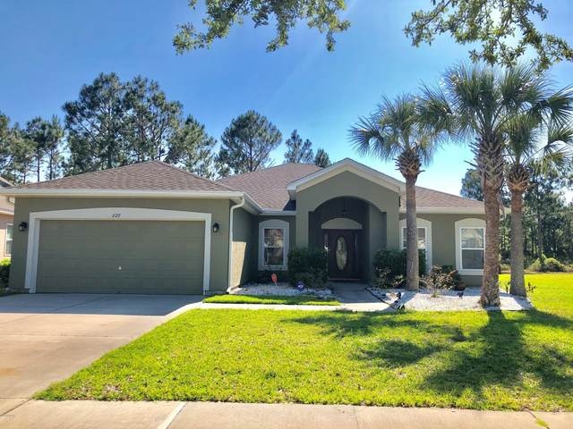 229 Middleburg Drive, Panama City Beach, FL 32413 (MLS #702922) :: Corcoran Reverie