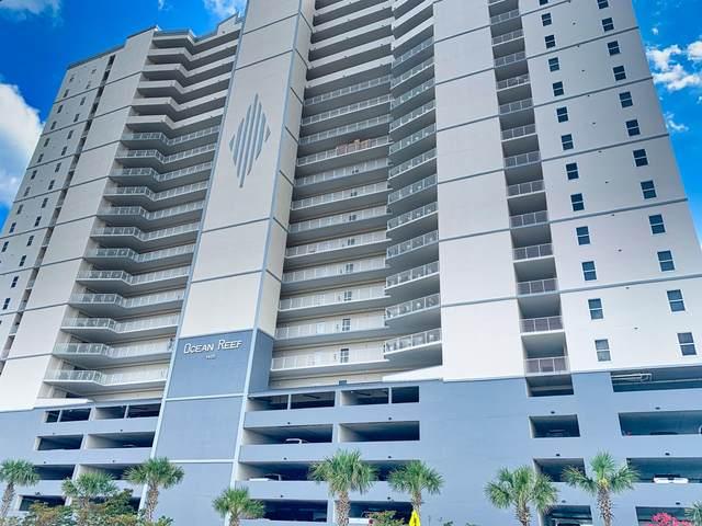14415 Front Beach Road #1808, Panama City Beach, FL 32413 (MLS #702924) :: Vacasa Real Estate
