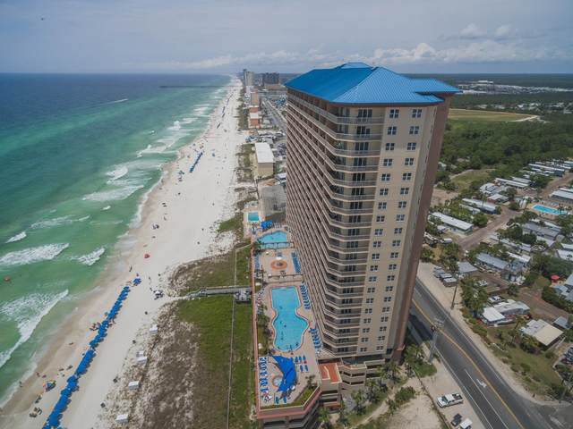 14825 Front Beach 804 Road #804, Panama City Beach, FL 32413 (MLS #702977) :: The Ryan Group