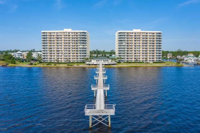 6500 Bridge Water Way #705, Panama City Beach, FL 32407 (MLS #702994) :: EXIT Sands Realty
