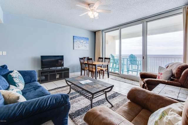 10901 Front Beach Road #706, Panama City Beach, FL 32407 (MLS #702998) :: Berkshire Hathaway HomeServices Beach Properties of Florida