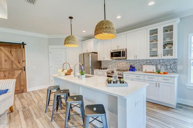 8626 N Lagoon Drive, Panama City Beach, FL 32408 (MLS #703021) :: Counts Real Estate Group