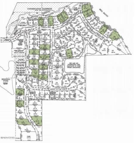 318 Marsh Island Drive, Lynn Haven, FL 32444 (MLS #703047) :: Vacasa Real Estate