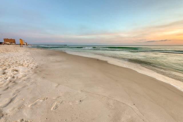 16819 Front Beach Road #1108, Panama City Beach, FL 32413 (MLS #703075) :: Team Jadofsky of Keller Williams Realty Emerald Coast